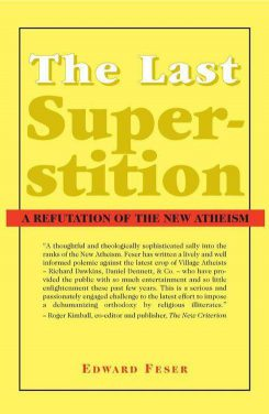 "Cover of ""The Last Superstition"""